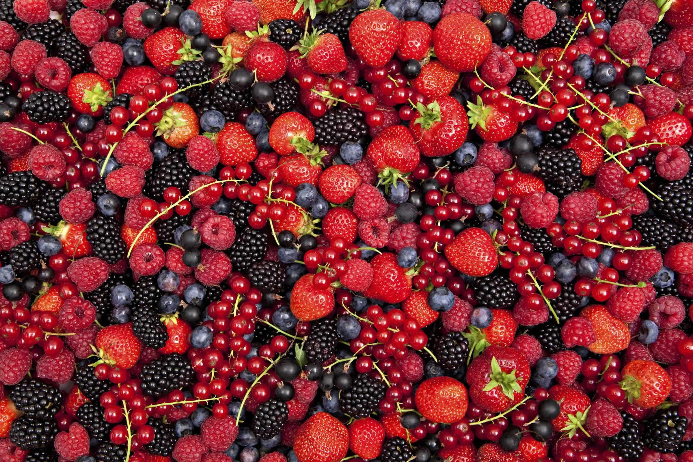 Berry mixture